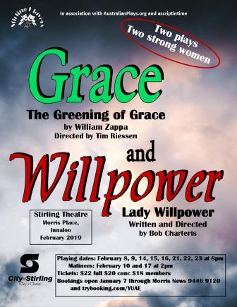grace and willpower web