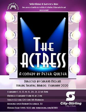 the actress poster web small